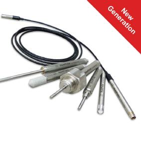 DKRF670 High-Precision Humidity/Temp. Transmitter